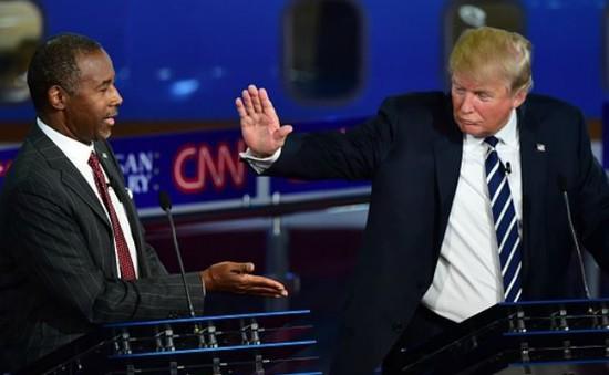 Phiên tranh luận thứ 3 Đảng Cộng hòa: Tỷ phú 'đấu' bác sĩ về hưu