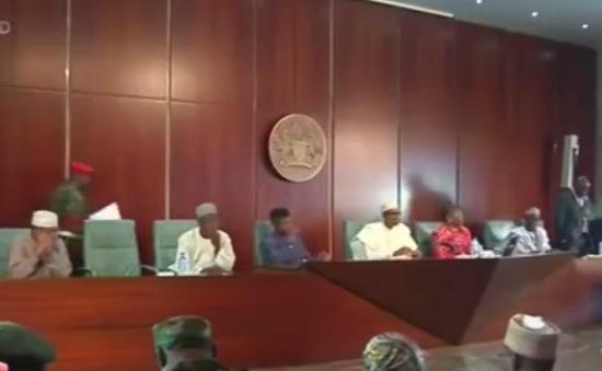 Nigeria cách chức hàng loạt tướng lĩnh Bộ Quốc phòng