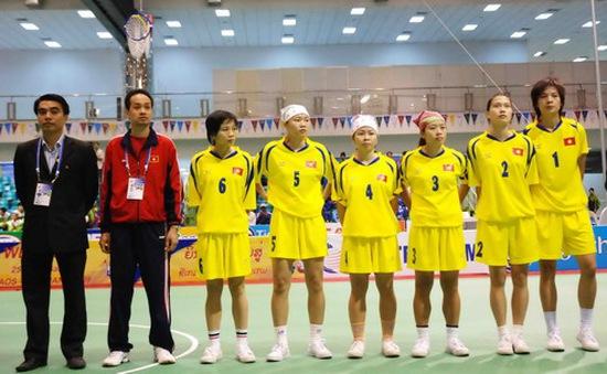 Cầu mây nữ Việt Nam thất bại trước Myanmar tại bán kết Super Series