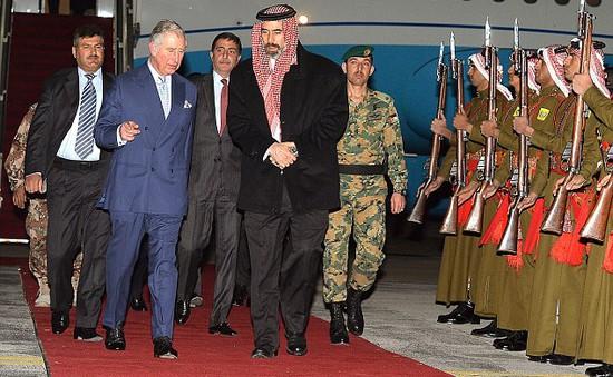 Hoàng tử Anh: Cực đoan là một trong những điều đáng lo ngại nhất