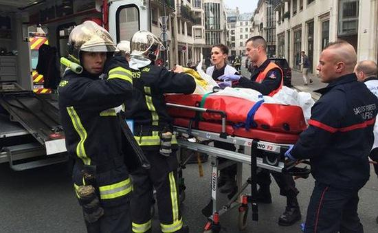 Xả súng tại Pháp: Tạp chí Charlie Hebdo thường xuyên bị đe dọa