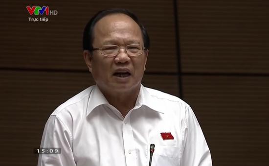 Những phát ngôn ấn tượng của các đại biểu tại phiên chất vấn trước Quốc hội