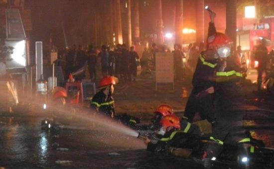 Vụ cháy ở chung cư Xa La: Chủ đầu tư sẽ đền bù thiệt hại tài sản cho cư dân