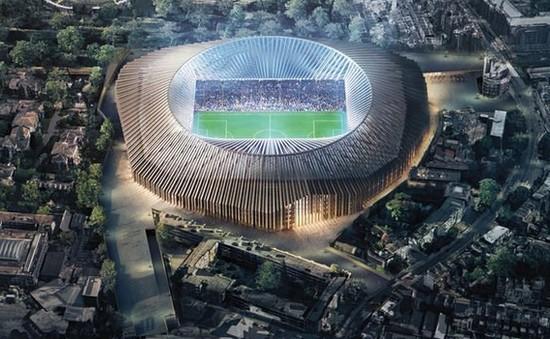 Chelsea lên kế hoạch xây lại sân Stamford Bridge