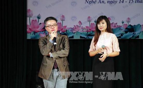 Giáo sư Ngô Bảo Châu chia sẻ kinh nghiệm học tập và nghiên cứu toán học
