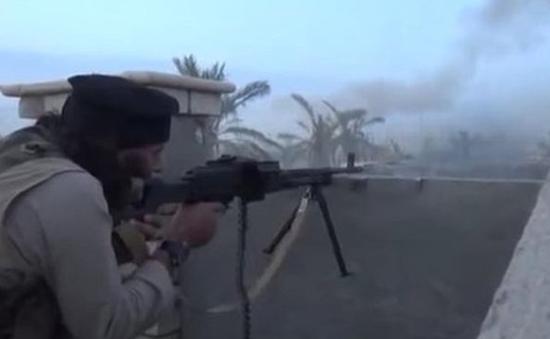 Iraq đẩy mạnh chiến dịch đẩy lùi IS