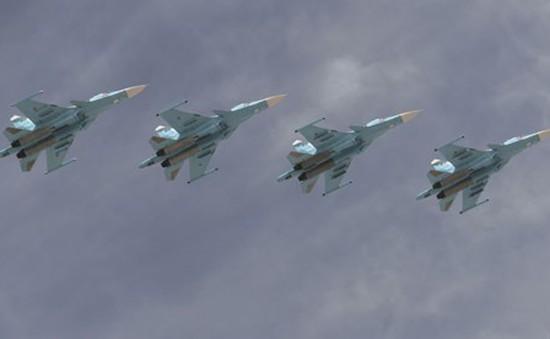 Nga sẽ tăng cường các đợt không kích IS tại Syria
