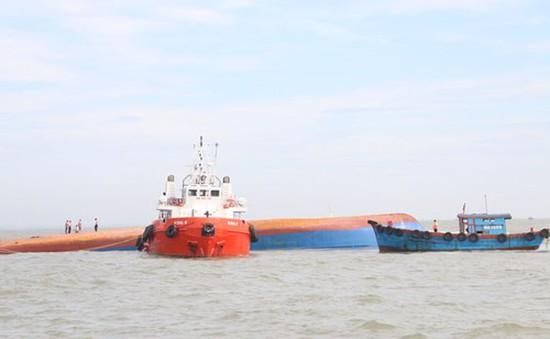 Ngày 3/11 sẽ tiến hành trục vớt tàu Hoàng Phúc 18