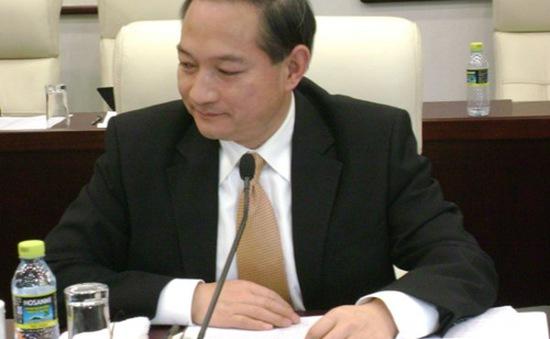 Trung Quốc cách chức Trợ lý Bộ trưởng Ngoại giao Trương Côn Sinh