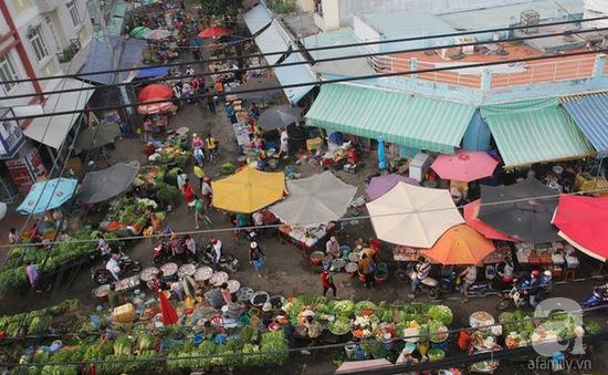 TP.HCM: Chợ đồng giá cho công nhân