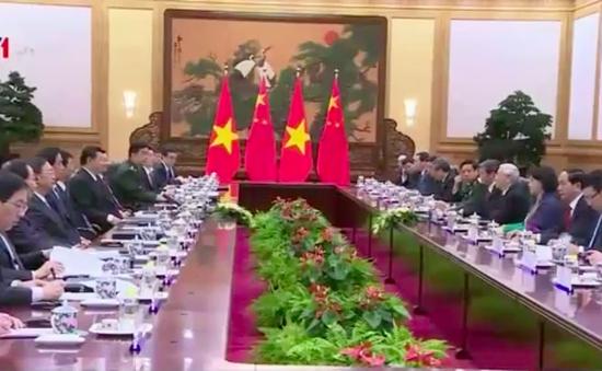 Quan hệ Việt - Trung từ những thỏa thuận cấp cao