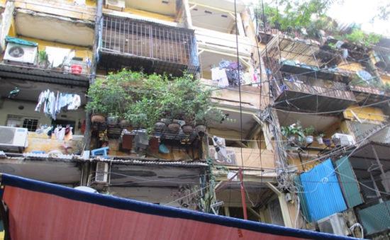 Cải tạo chung cư cũ: Người dân có thể được góp vốn, chọn chủ đầu tư