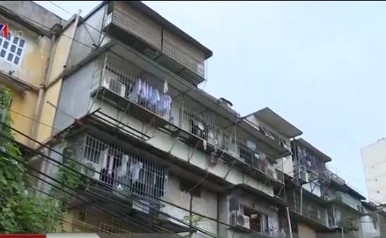 Vướng mắc cải tạo chung cư cũ do người dân phải trả thêm tiền