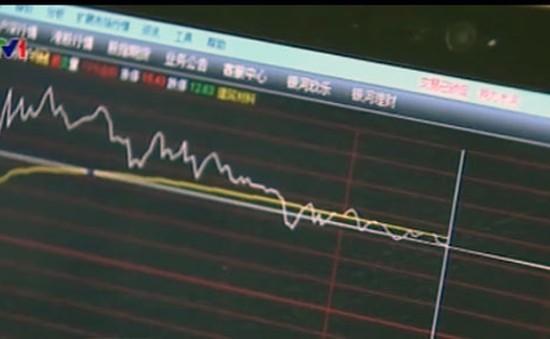 Trung Quốc: Các nhà đầu tư nhỏ vượt qua bão khủng hoảng TTCK