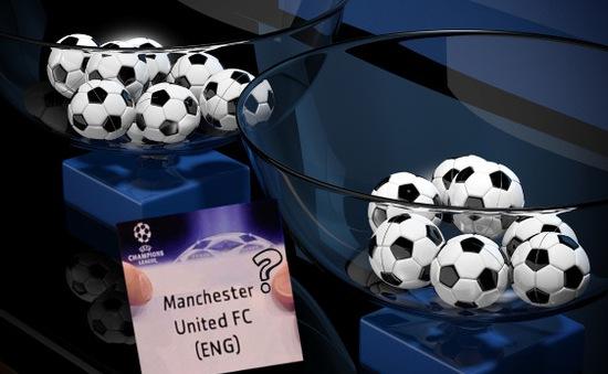 """Bốc thăm Champions League 2015/16: Man Utd có nguy cơ vào """"bảng tử thần"""""""