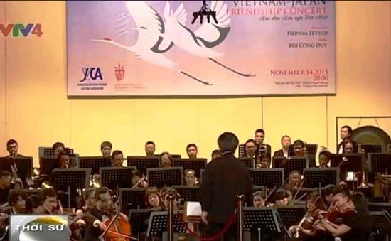 Trình diễn bản giao hưởng về Việt Nam của cố nhạc sĩ Masao Oki
