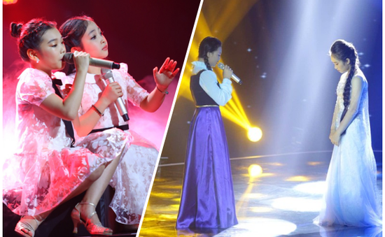 """Giọng hát Việt nhí 2015: Đội Hồ Hoài Anh, Dương Khắc Linh tiếp tục gây """"bão"""""""
