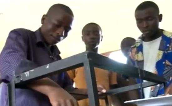 CHDC Congo: Nhiều chương trình giúp cựu chiến binh tái hòa nhập xã hội