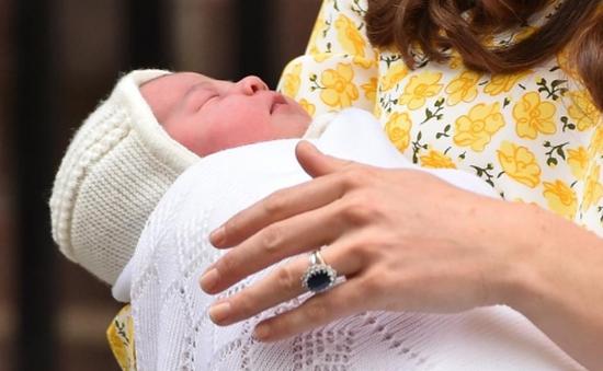 Tiểu Công chúa nước Anh được đặt theo tên công nương Diana