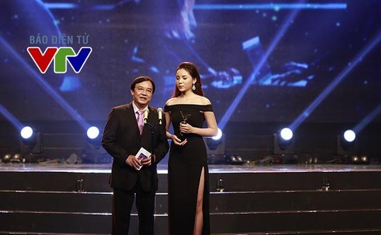 Khoảnh khắc 14 giải thưởng được trao tại VTV Awards 2015