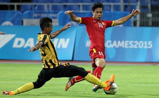 Công Phượng không sút penalty trận gặp U23 Malaysia: Vì sao?