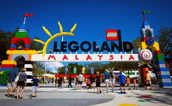 Thích thú với thiên đường Legoland đầu tiên tại châu Á