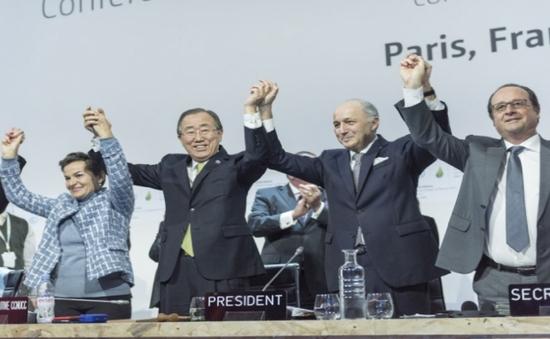 COP21 - Cơ hội quan trọng để cứu Trái đất