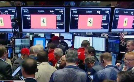 """Giải mã hiện tượng """"chú ngựa Ferrari"""" trên sàn NYSE"""