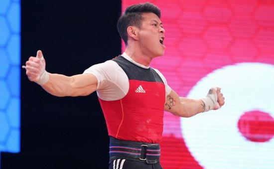 Cử tạ trở thành môn đầu tiên của Việt Nam giành 3 vé dự Olympic