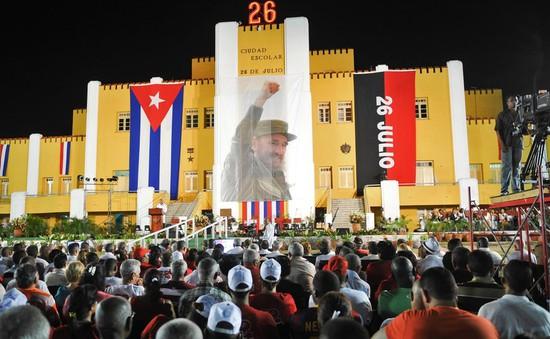 Cuba kỷ niệm 62 năm cuộc tấn công trại lính Moncada