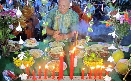 Cúng trăng - Nét đẹp văn hóa của người Khmer Nam Bộ