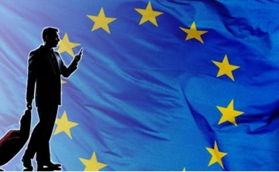 Năm 2017, EU bỏ cước chuyển vùng quốc tế