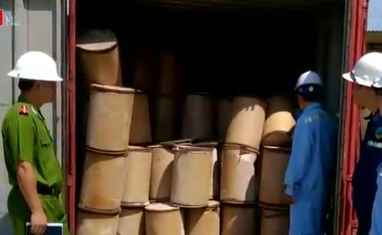Hai công ty vàng Quảng Nam xin bán 60 tấn cyanua giả