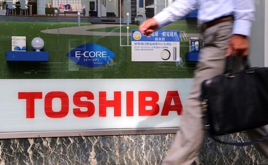 Tập đoàn Toshiba đối mặt với án phạt kỉ lục
