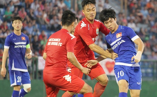 U23 Việt Nam chuẩn bị lên đường tới Qatar