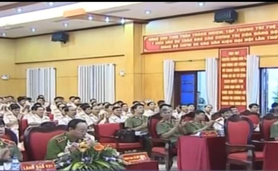 Đại hội Đảng bộ Bộ Tư lệnh Cảnh sát cơ động