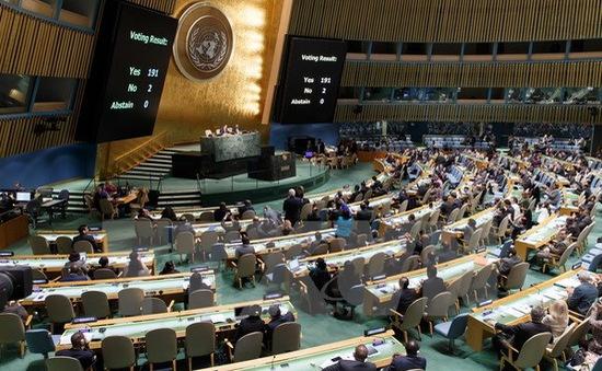 Thụy Sĩ được bầu vào Hội đồng Nhân quyền Liên Hợp Quốc