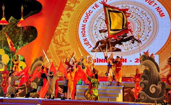 Đại hội Quốc tế Võ cổ truyền Việt Nam: Lễ khai mạc hứa hẹn nhiều bất ngờ