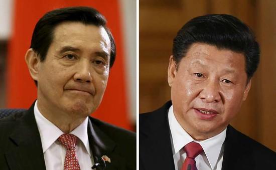 Chủ tịch Trung Quốc lần đầu gặp gỡ Tổng thống Đài Loan