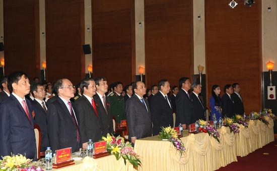 Đại hội Đảng bộ tỉnh Phú Thọ