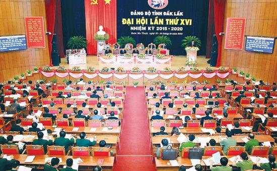 Đại hội Đảng bộ tỉnh Đắk Lắk