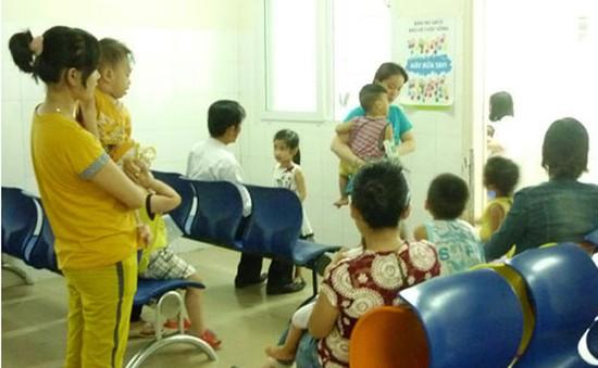 Đà Nẵng: Bệnh tay chân miệng tăng đột biến