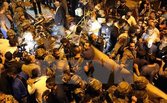 IS nhận trách nhiệm vụ đánh bom kép ở Lebanon