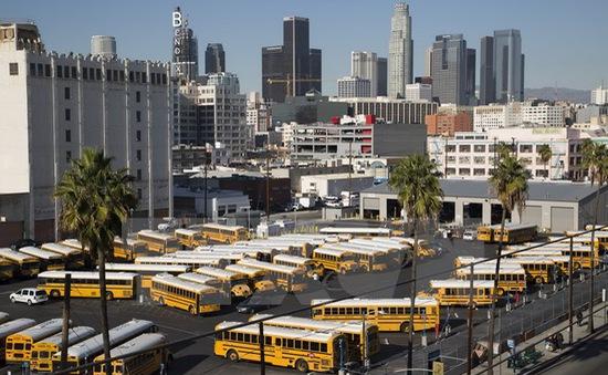 Đe dọa đánh bom tại Los Angeles (Mỹ) là giả