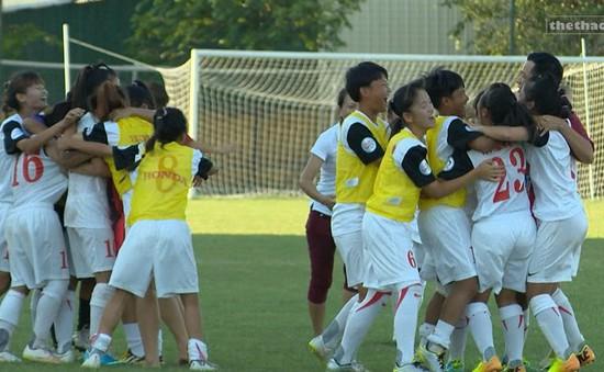 Đào tạo bóng đá nữ trẻ Việt Nam thua kém so với Thái Lan như thế nào?