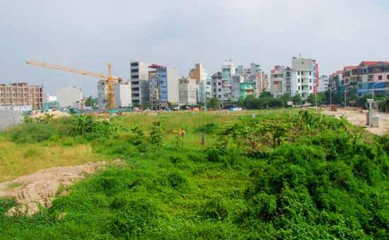 Hà Nội sắp thành lập Trung tâm Phát triển quỹ đất mới
