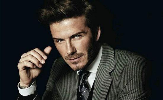 David Beckham nhận giải thưởng Huyền thoại bóng đá