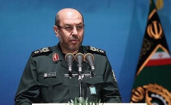 Bộ trưởng Quốc phòng Iran bất ngờ thăm Iraq
