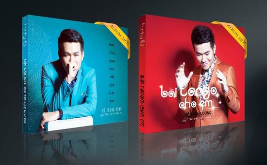 Hồ Trung Dũng ra album đôi nhạc xưa