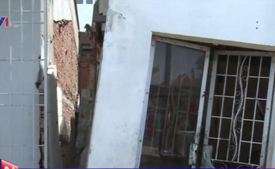 TP.HCM: Đền bù cho gần 300 hộ dân bị lún, nứt nhà